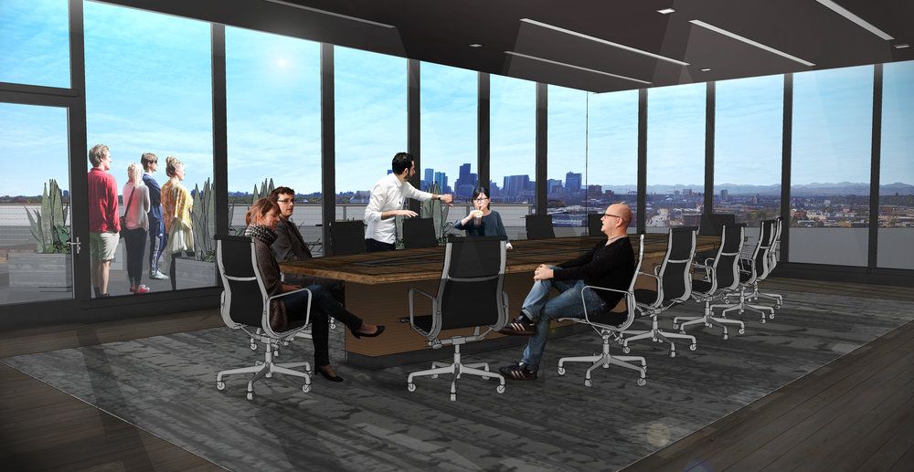 Executive Conference Rooms