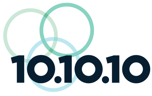 10.10.10 is a nonprofit organization, their approach to finding solutions to big problems is rooted in entrepreneurship; focusing specifically on market-based solutions.  Problems span the areas of health, water, food, energy and learning and impact society, our nation, or the world.