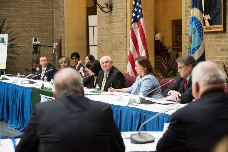 Secretary Perdue's Rural Task Force Meets