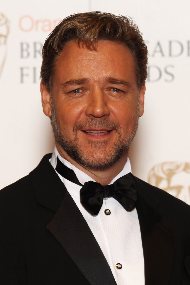 Russell Crowe - Crowe currently owns a 500-acre ranch where he raises 700+ Black Angus cattle. Could he be The Man From Snowy River reincarnate?