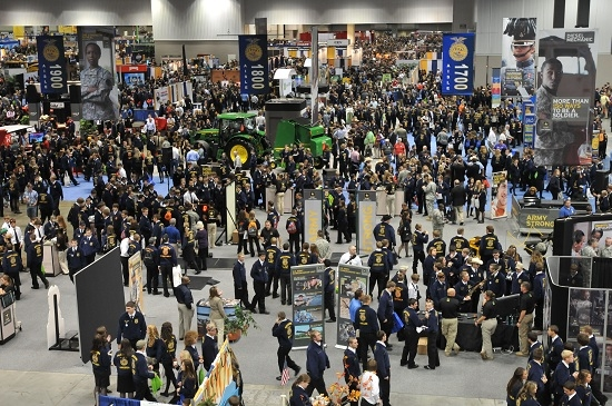 PHOTO: National FFA Organization
