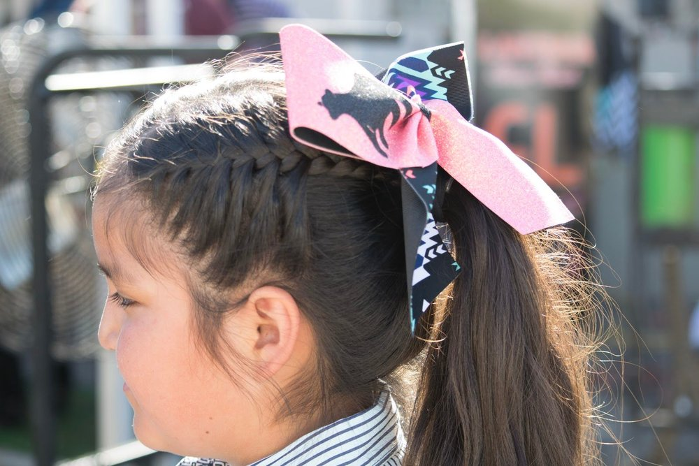 Perfect Hairstyles for Girls on Show Day — Arable