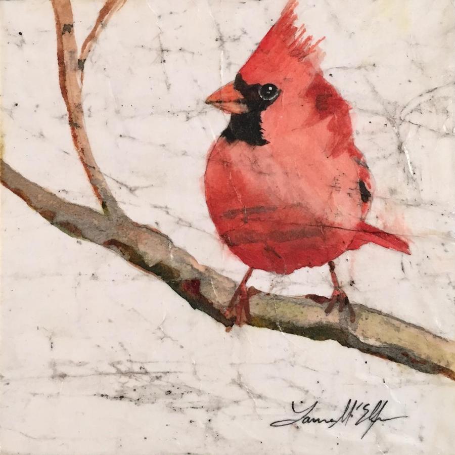 """Scarlet"" by Laura McElfresh"