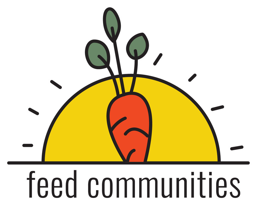 Feed Communities Logo - created for a local non-profit