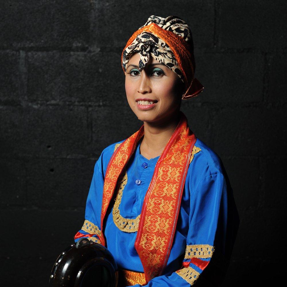 AMALIA SURYANI   FOUnder & artistic director