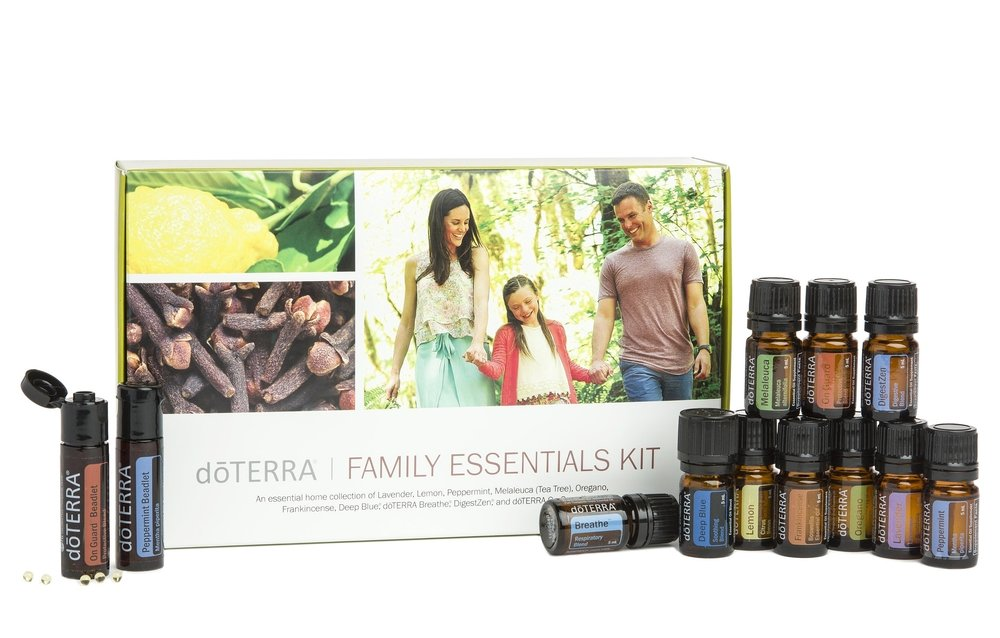 Family Essentials | $150