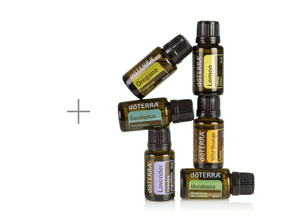 Choose Your Oils & Products