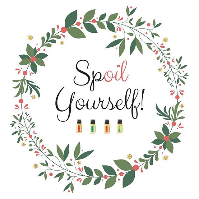 Guys, I've got a fun holiday surprise!! I'm looking for 5 people to spOIL in December with a goodie bag of dōTERRA oil samples, and the opportunity to win giveaways! 🎉🎉🎉 I have room for 5 of my own guests to participate. . You must NOT be working with any other dōTERRA Wellness Advocate or be a member yourself. You'll receive your package of samples on or before December 4. 🎁🎁🎁 You already know I love essential oils and educate people how to use them! This special event is the perfect way to get your hands on some oil samples and learn all about them hands on 😊 plus it's gonna be fun 😉. .  The first 5 people to contact me will be my personally SPOILED guests! 💧💧💧 In order to receive the 7 free essential oil samples YOU must agree to participate in the Facebook event that is private and secret, and only lasts for 5 days...December 4-8. We have some amazing oil experts who will be educating each day. .  As mentioned above we have great prizes and giveaways on that page along with instructions and guidance for the use of the samples you'll receive. . If you'd like to be spOILed, please comment below! As mentioned, there's only room for 5 people! 😍😍😍