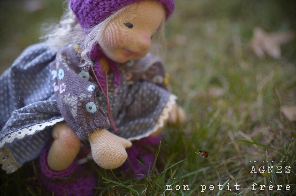 """Agnes- 13"""" 2016"""