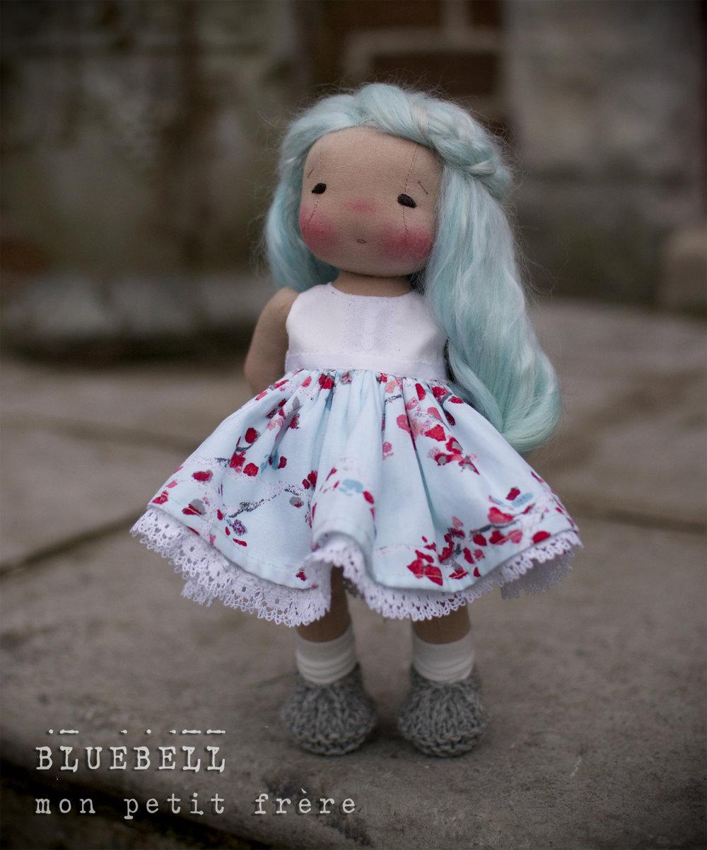 """Bluebell- 9"""" 2016"""