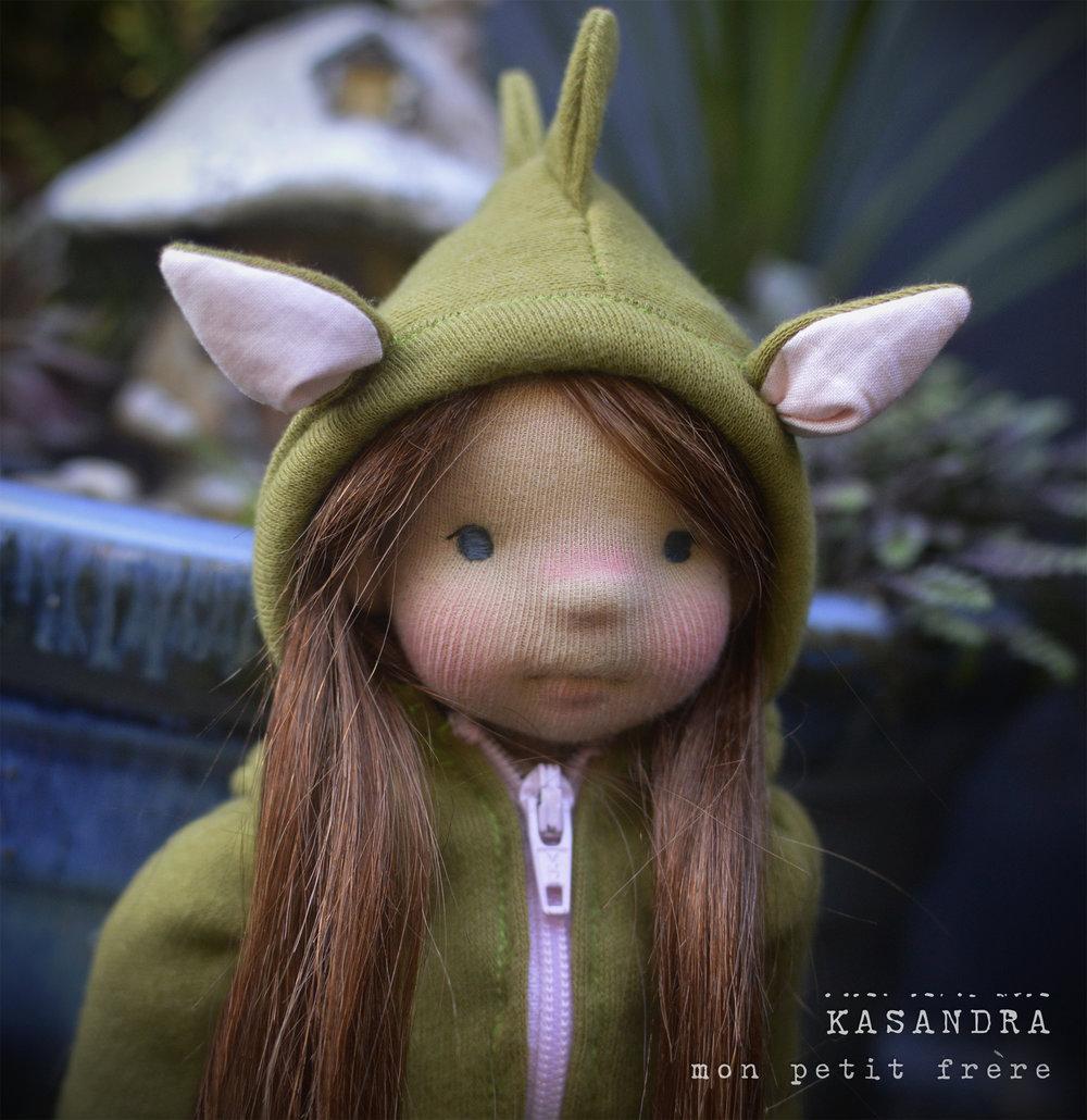 """Kassandra, 9"""" 2018"""