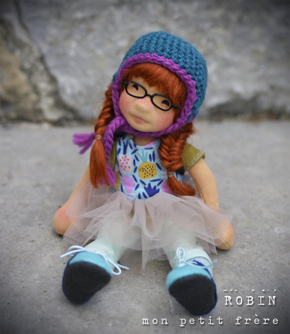 """Robin, 9"""" 2018"""