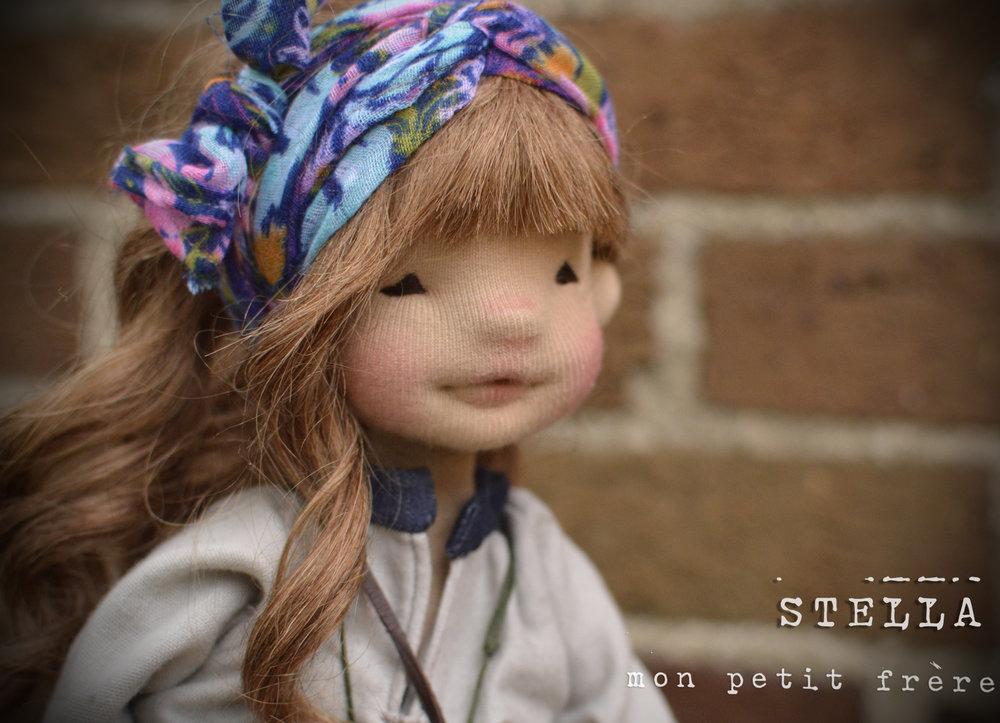"Stella, 13"" 2018"