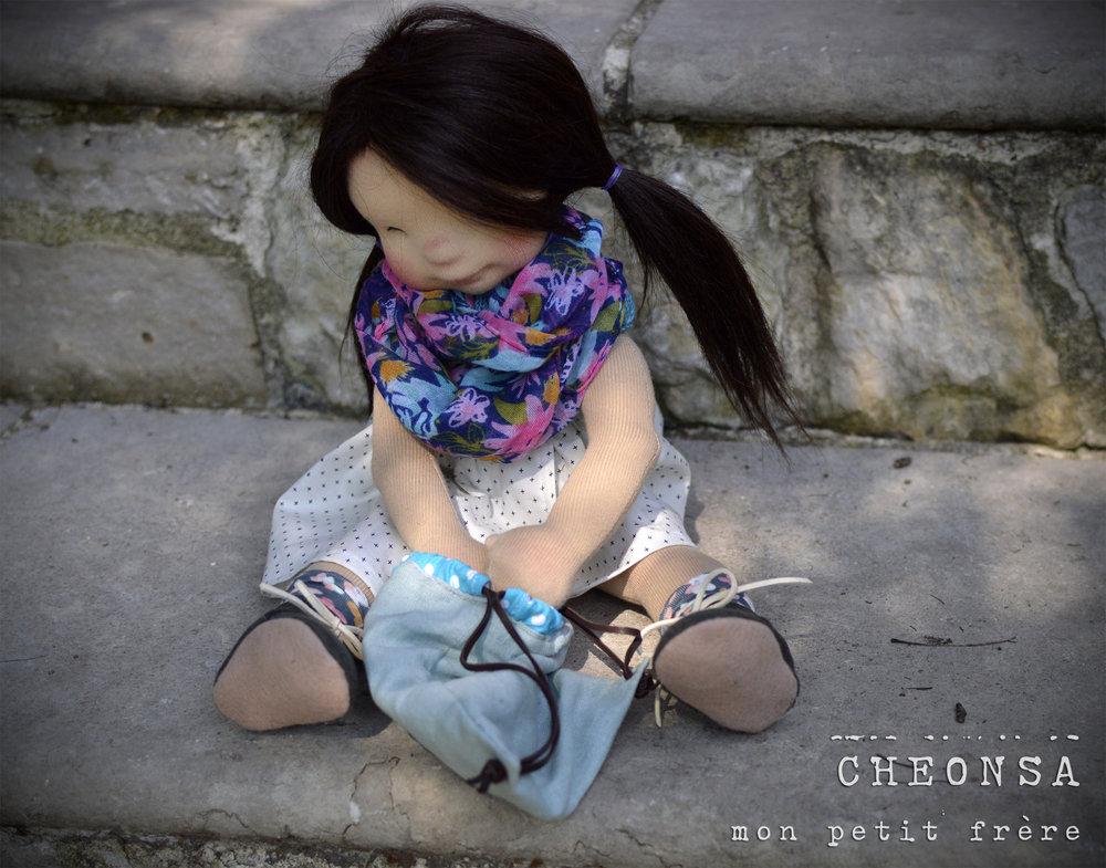 """Cheonsa, 18"""" 2018"""