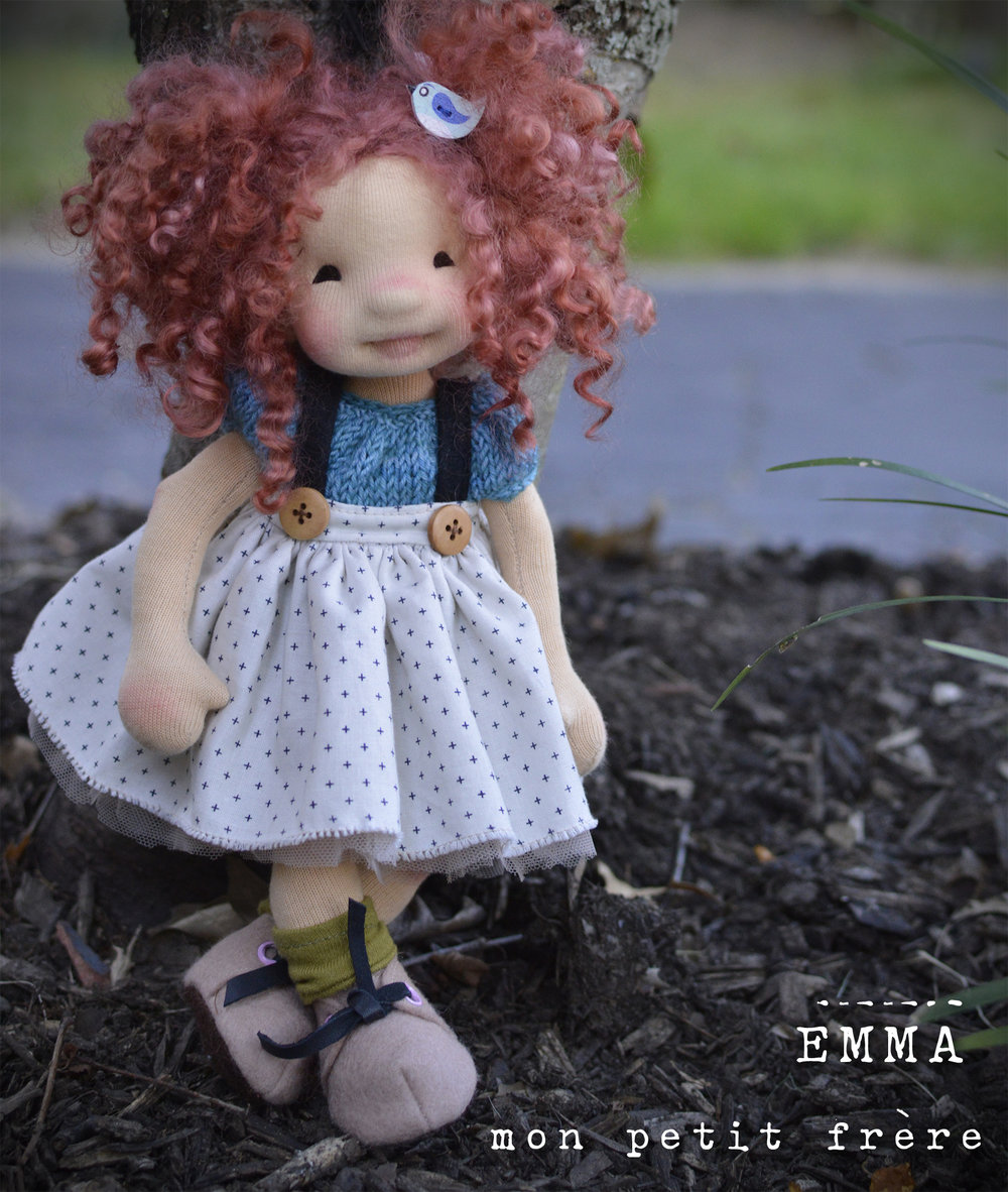 "Emma- 13"" 2018"