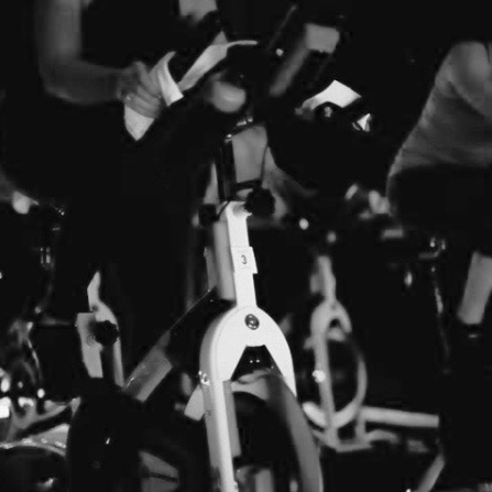 BARRE + RIDE COMBO  Our combo class is a fast paced class that incorporates strength training in the Barre studio and then cardio training in the Ride studio. Both parts of this class are full of energy and the time goes by extremely fast!