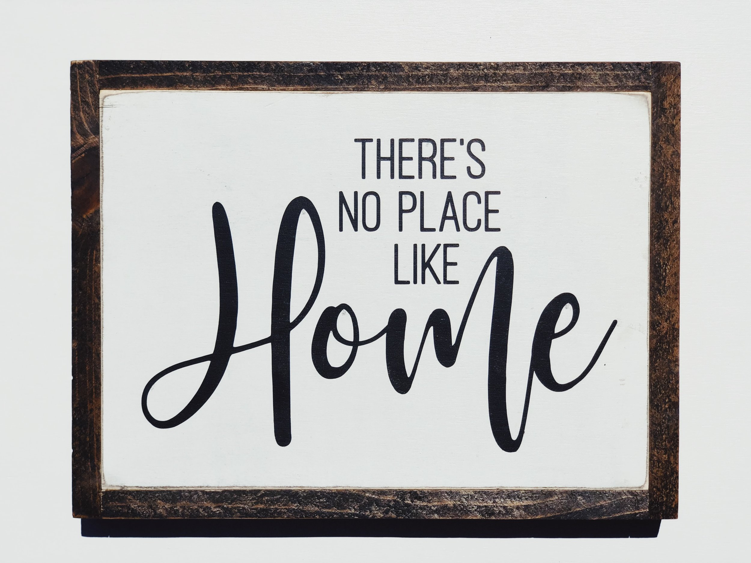 Theres No Place Like Home The Painted Nest