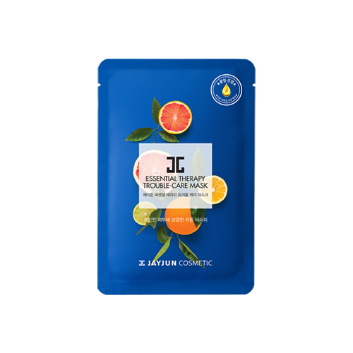 What is it?   The Jayjun Essential Therapy Calming Up Mask is infused with grapefruit oil which is renowned for its soothing, pore-tightening and skin cooling properties.   How to use?   1. After cleansing, tone the skin.  2. Apply mask.  3. Leave on for 10 to 20 minutes.  4. Remove mask and pat any remaining essence into skin.