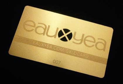 Eauxyea GXLD Card