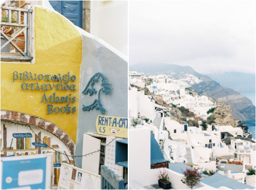 Oia Travel Photography, Santorini, Greece