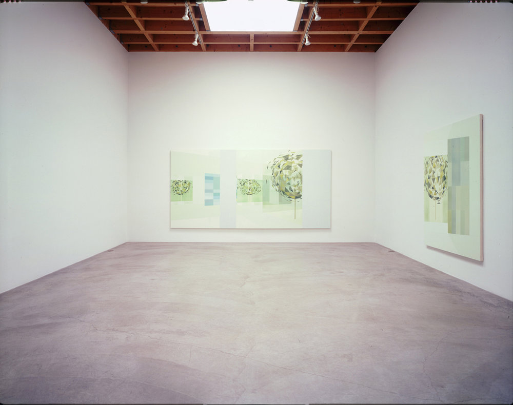 Kevin Appel, Angles Installation 1999