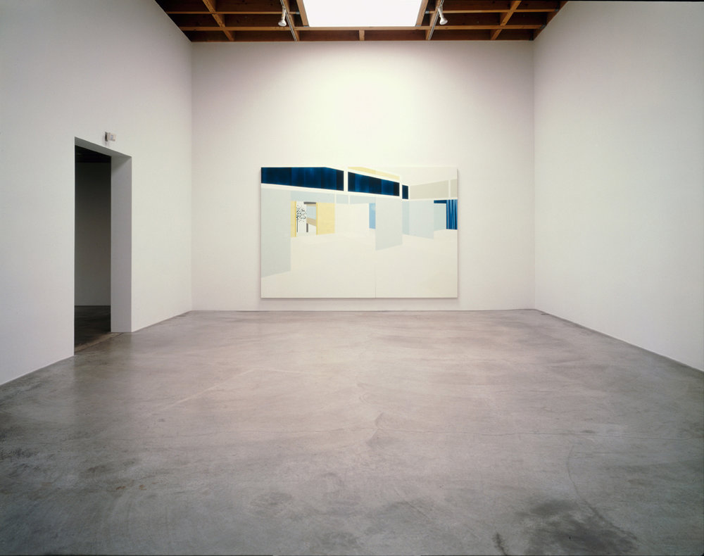 Installation Angles Gallery Santa Monica, CA, 1998