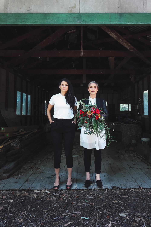 lesbian wedding magazine
