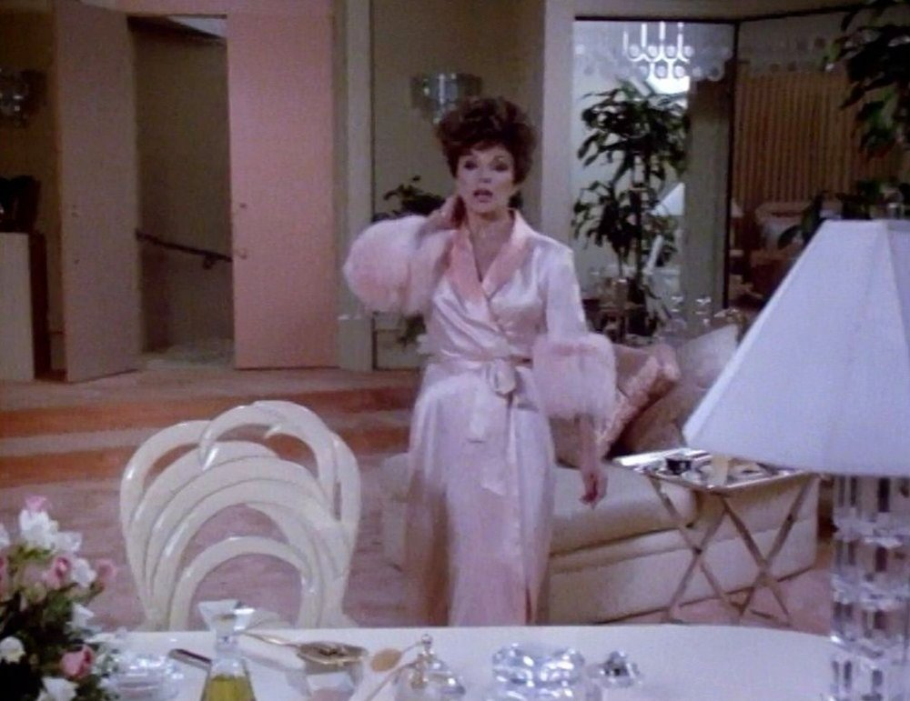 Dynasty, Season 6, Episode 137. Miso and seaweed are rich in vitamins and anti-oxidants, having a fabulous effect on the complexion and helping you maintain a youthful glow.