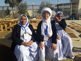 Yazidi Traditional Birth Attendants