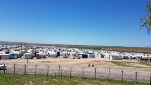Khanke IDP Camp, Northern Iraq