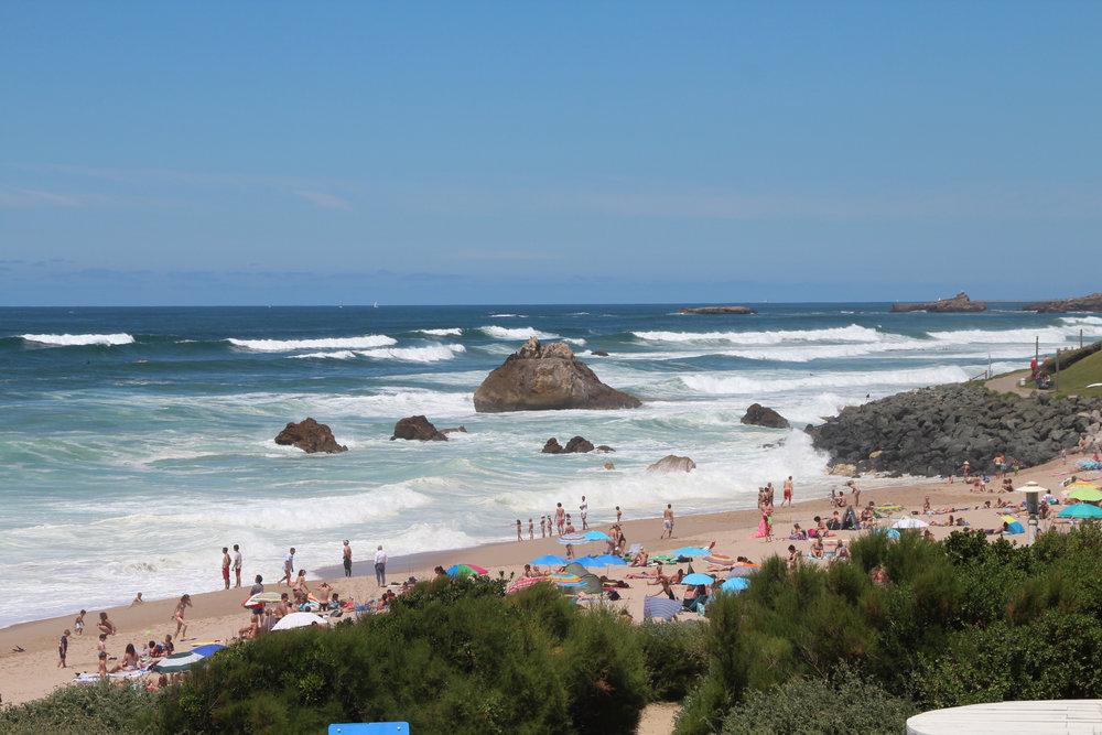 mariage pays basque arcangues fun DIY plage mer brunch surf océan.jpg