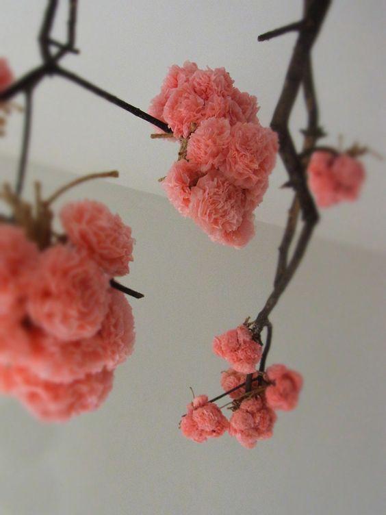 Déco fleur soie branche mariage tendance rose.jpg