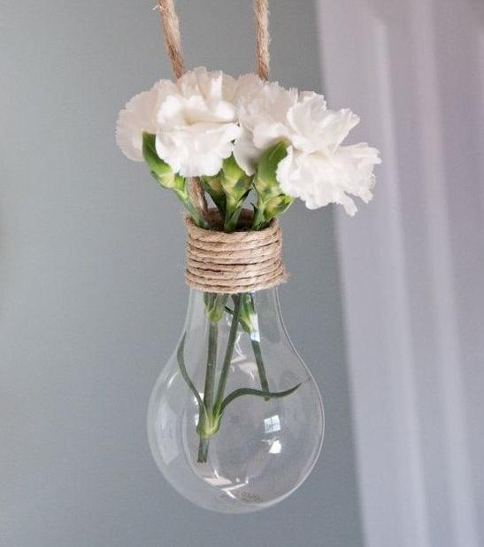 ampoule vase suspendue basque mariage fun .jpg