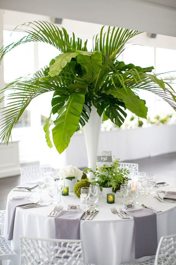 mariage feuille déco tropical palmier fun .jpg