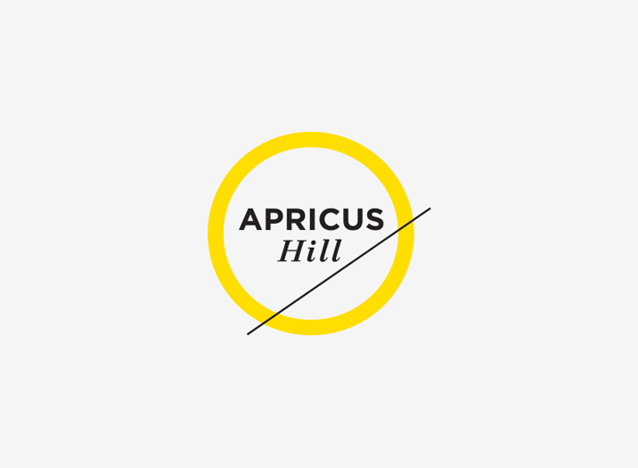 Apricus Hill logo design