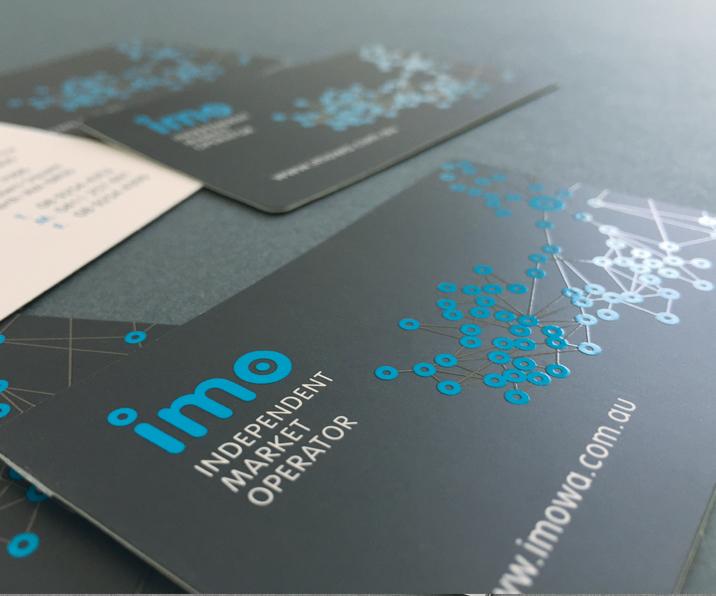 IMO corporate branding
