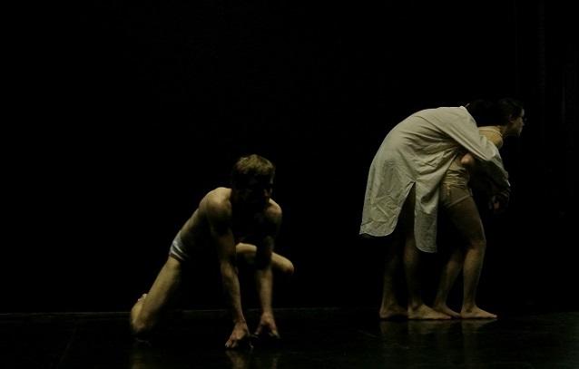 Théo Bluteau, 2013 - Ça de Place des Fêtes | Photo : Erwan Courtel