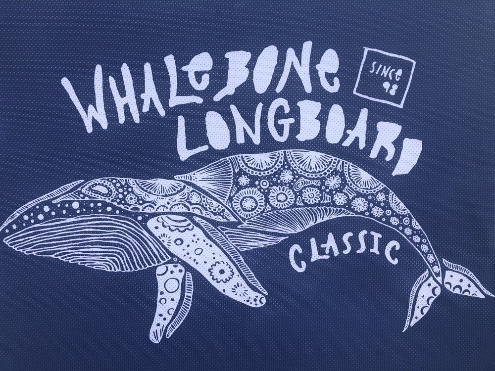 The Surf Meal Co. Whalebone Fabric