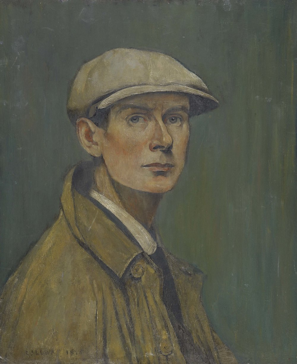 Self Portrait 1925_007508 Credit LS Lowry Self Portrait 1925 © The Lowry Collection, Salford lower-res.jpg