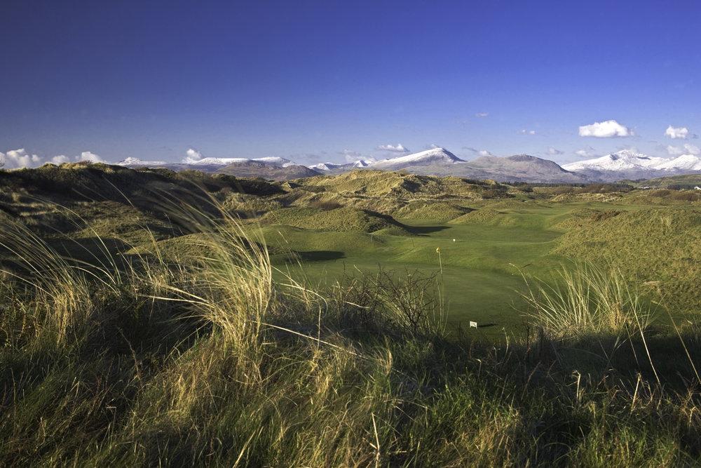 St Davids Golf Club, Harlech