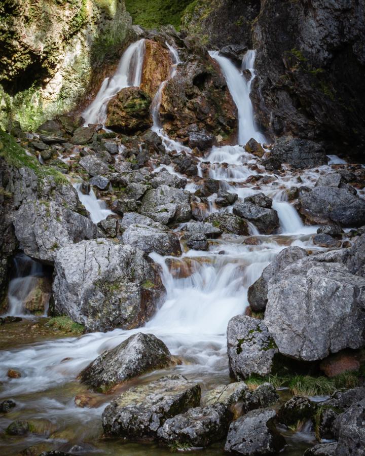 Waterfall at Gordale Scar