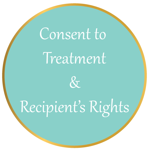 Consent to Treatment & Recipent's Rights