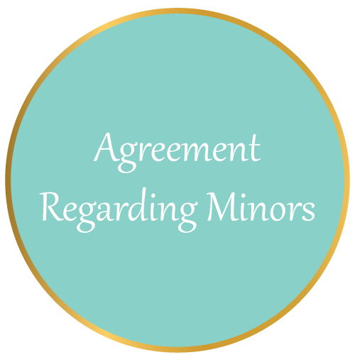 Agreement Regarding Minors