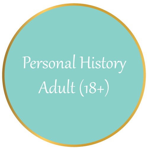 Personal History (Adult)