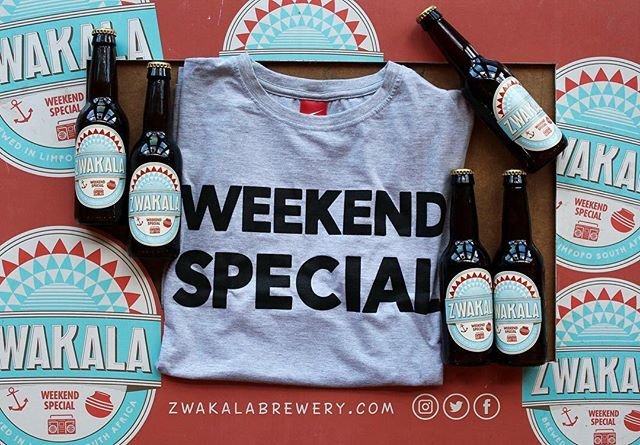 WIN!  Head over to our Facebook page and enter our competition to win this kiff Tshirt and a case of the Weekend Special IPA . . #ipa #brewerylife #competition #zwakalabrewery #zwakala
