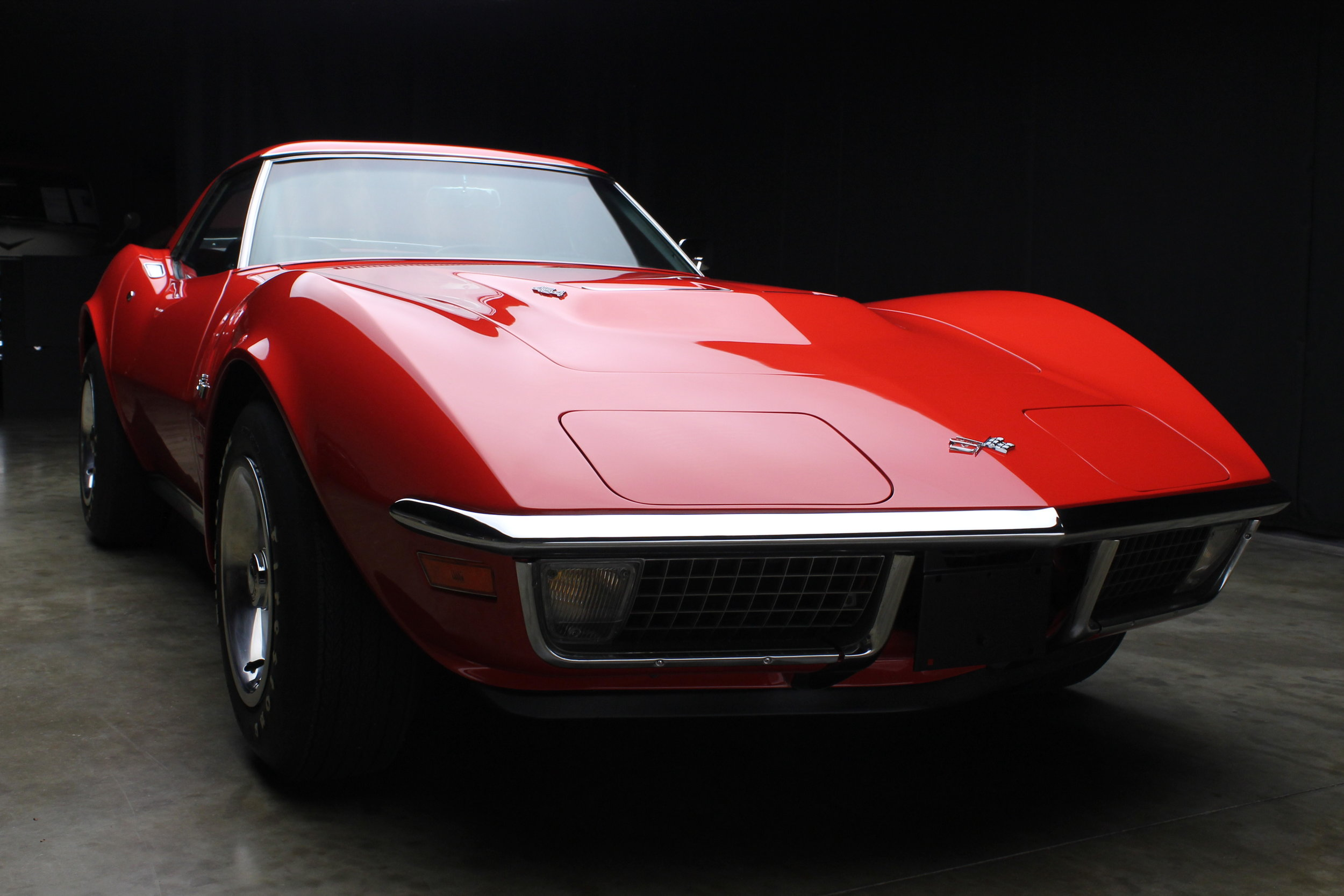 County Corvette Classic Cars