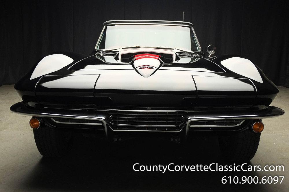 1967 Corvette Convertible 427