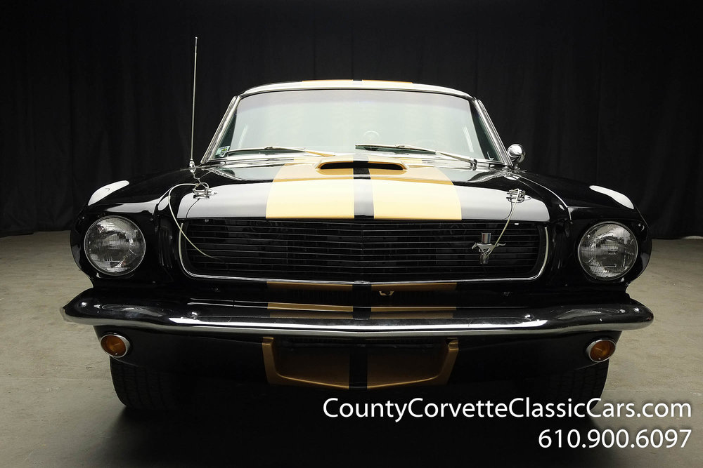 1966 Ford Shelby GT-350H Hertz Rent a Racer