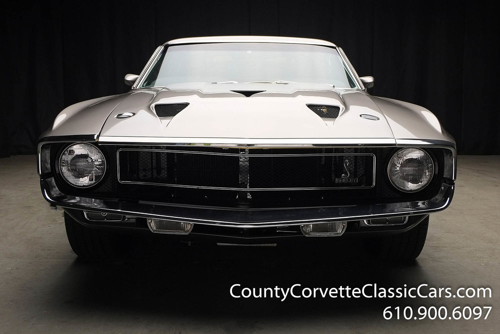 Classic Muscle Cars For Sale — County Corvette Classic Cars