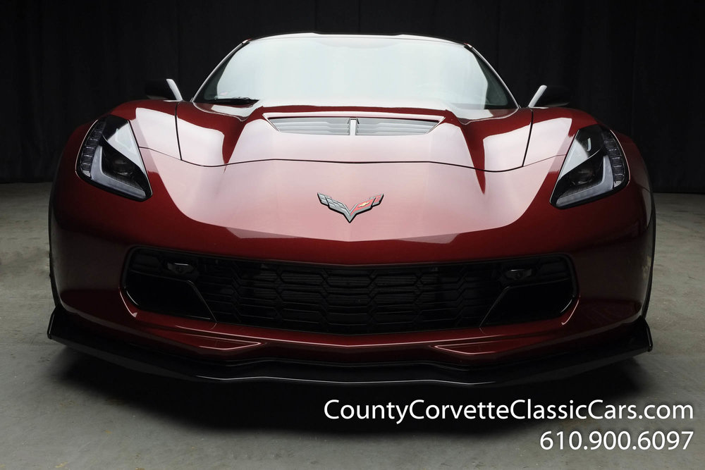 2016 Corvette Z06 Supercharged